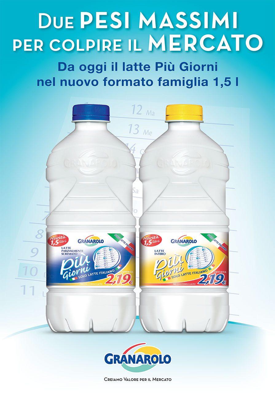 Latte Granarolo